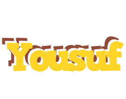 Yousuf hotcup logo