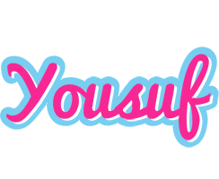 Yousuf popstar logo