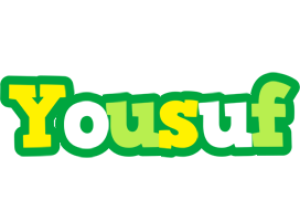 Yousuf soccer logo