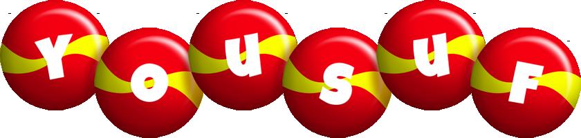 Yousuf spain logo