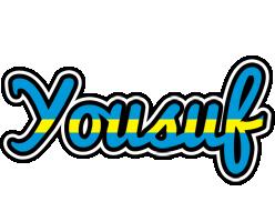 Yousuf sweden logo