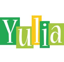 Yulia lemonade logo