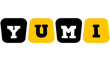 Yumi boots logo