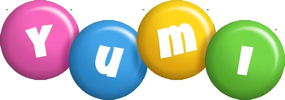 Yumi candy logo