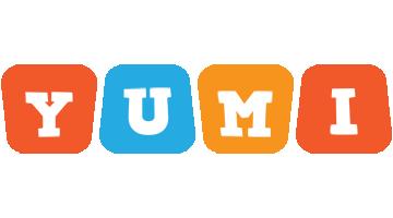 Yumi comics logo