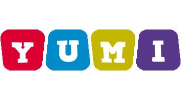 Yumi daycare logo