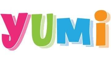 Yumi friday logo