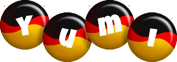 Yumi german logo