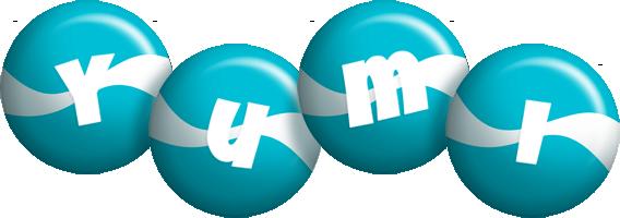 Yumi messi logo