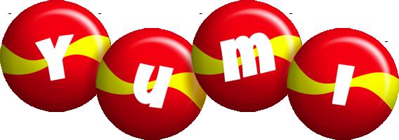 Yumi spain logo