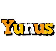 Yunus cartoon logo