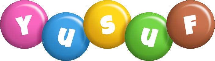 Yusuf candy logo
