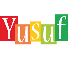 Yusuf colors logo