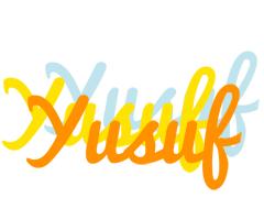 Yusuf energy logo