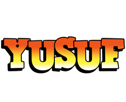 Yusuf sunset logo