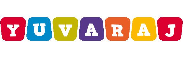Yuvaraj kiddo logo