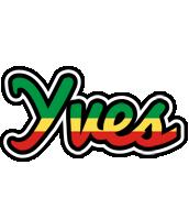 Yves african logo