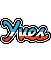 Yves america logo