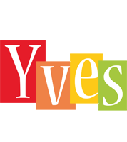 Yves colors logo