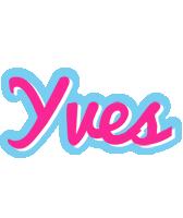 Yves popstar logo