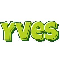 Yves summer logo