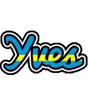 Yves sweden logo