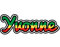 Yvonne african logo