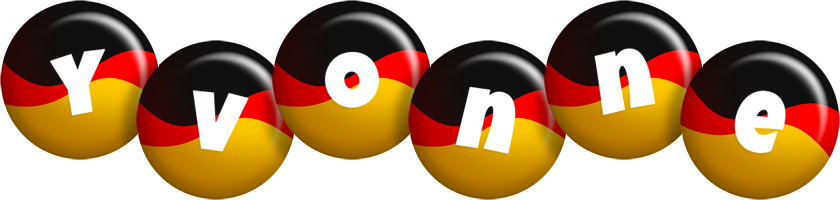 Yvonne german logo