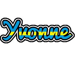 Yvonne sweden logo