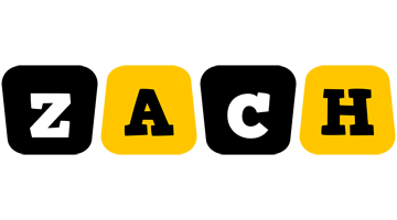 Zach boots logo