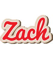 Zach chocolate logo