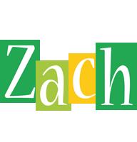 Zach lemonade logo