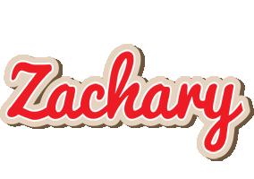 Zachary chocolate logo