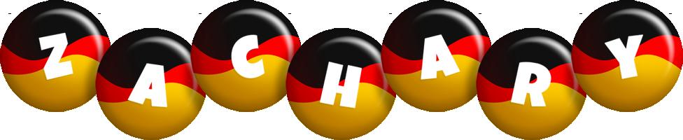 Zachary german logo