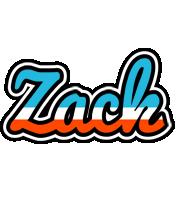 Zack america logo