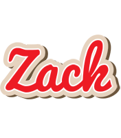 Zack chocolate logo