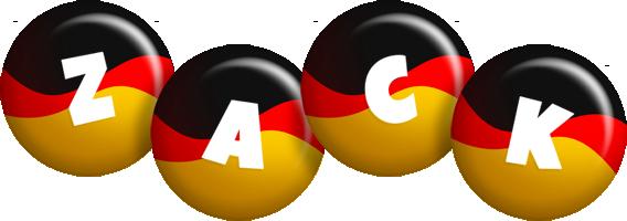 Zack german logo