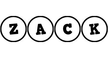 Zack handy logo