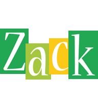 Zack lemonade logo