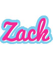 Zack popstar logo