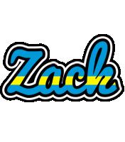 Zack sweden logo