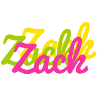 Zack sweets logo