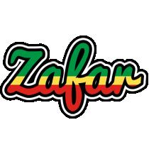 Zafar african logo