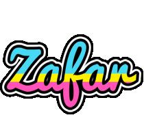 Zafar circus logo