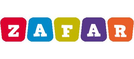 Zafar daycare logo