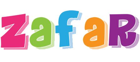 Zafar friday logo