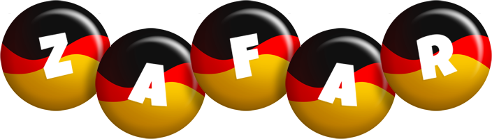 Zafar german logo