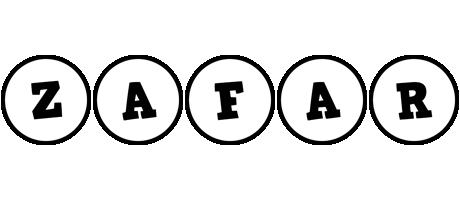 Zafar handy logo