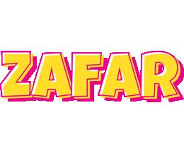 Zafar kaboom logo