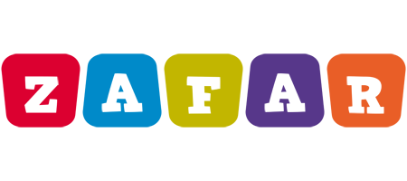 Zafar kiddo logo